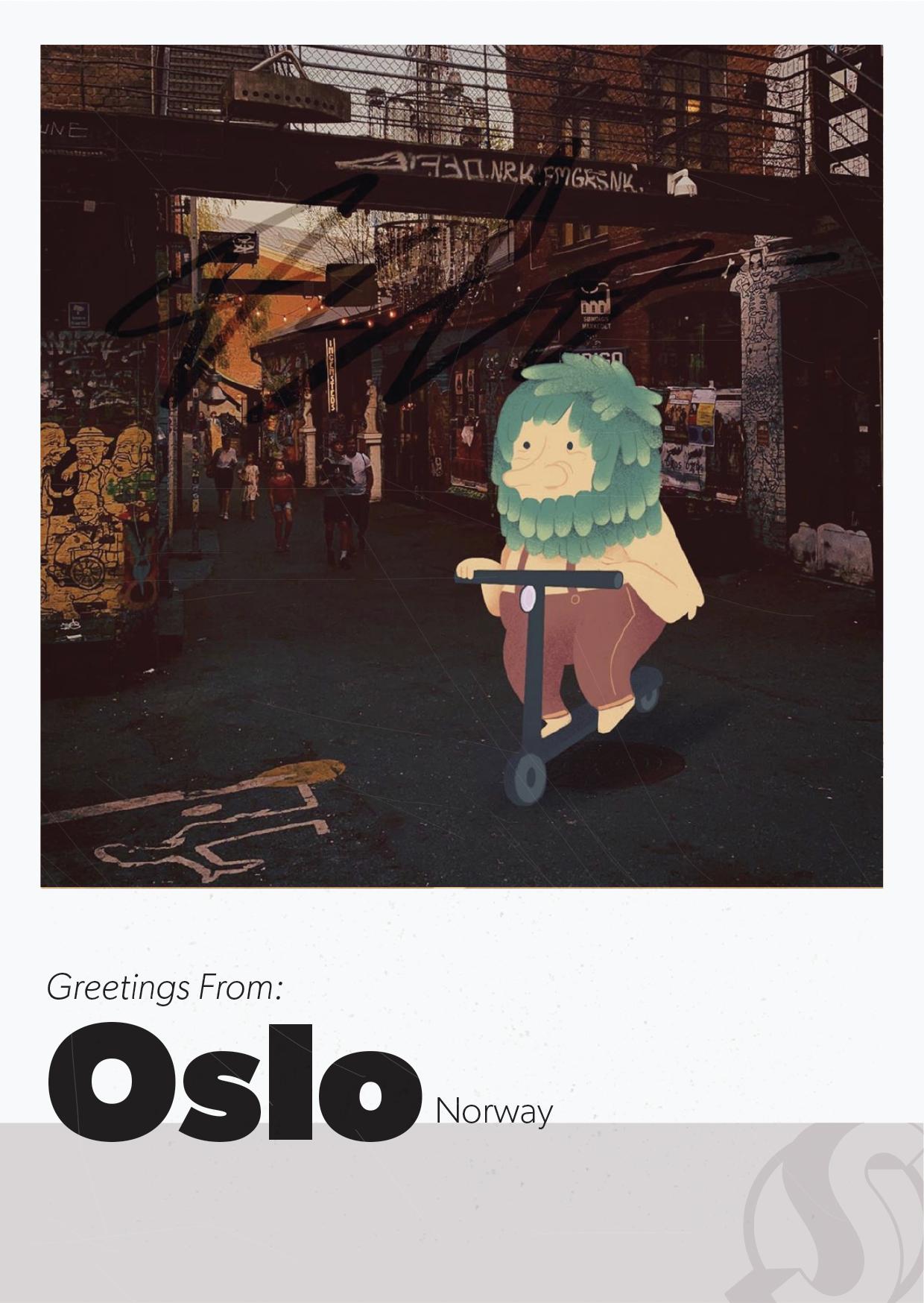 PostCard_Oslo