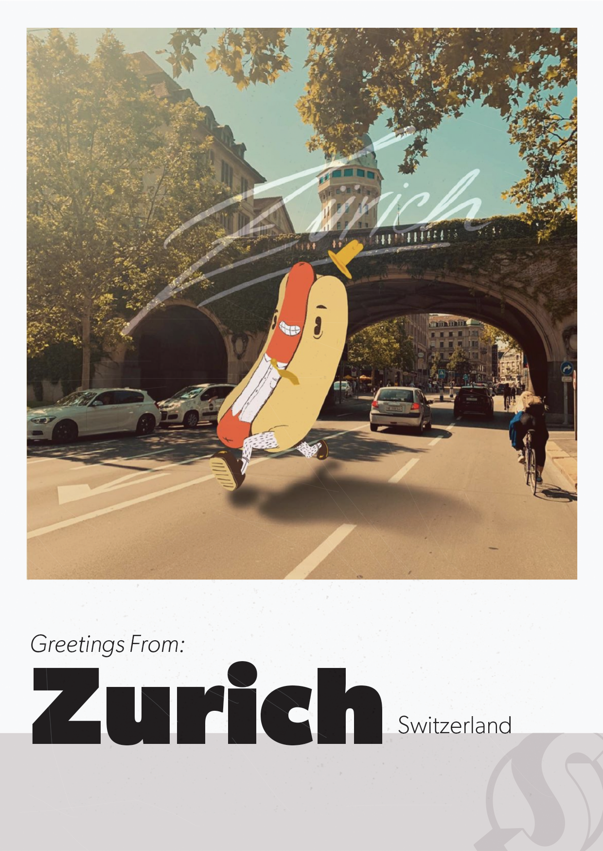 PostCard_zurich